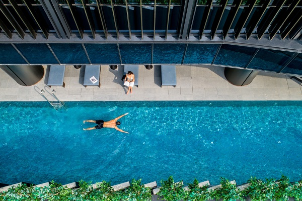 Swimming pool intercontinental singapore robertson quay - The quays swimming pool timetable ...